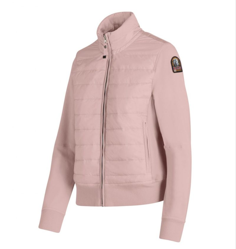 pink parajumpers bomber jackt