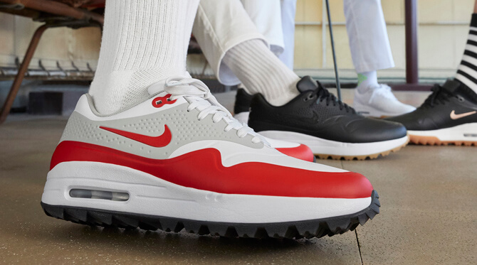air max 1 red 3