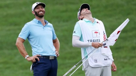 5 Hilarious Dustin And Austin Johnson Stories, Golf's Top Brother/caddie Duo