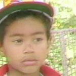 tiger woods five years old