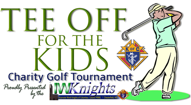 IWKnights Golf Tournament Logo 2