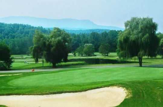 Bent Creek Golf Course in Gatlinburg  Tennessee  USA   Golf Advisor