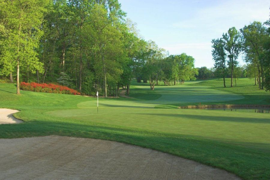 Country Club at Woodmore in Mitchellville  Maryland  USA   Golf Advisor