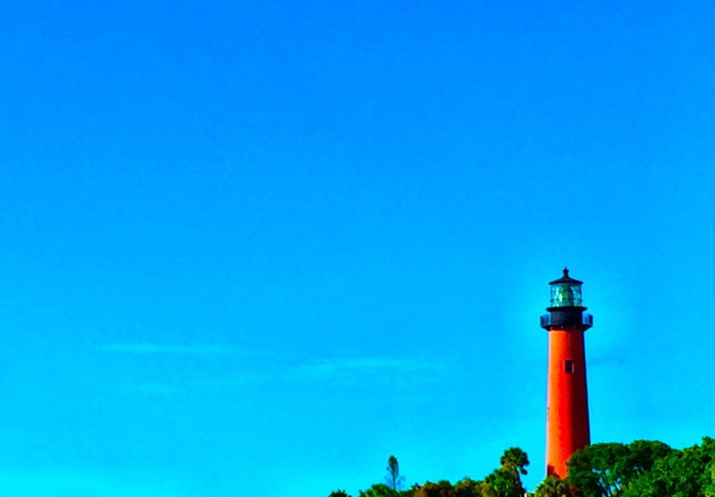 Jupiter Lighthouse in Jupiter, Florida