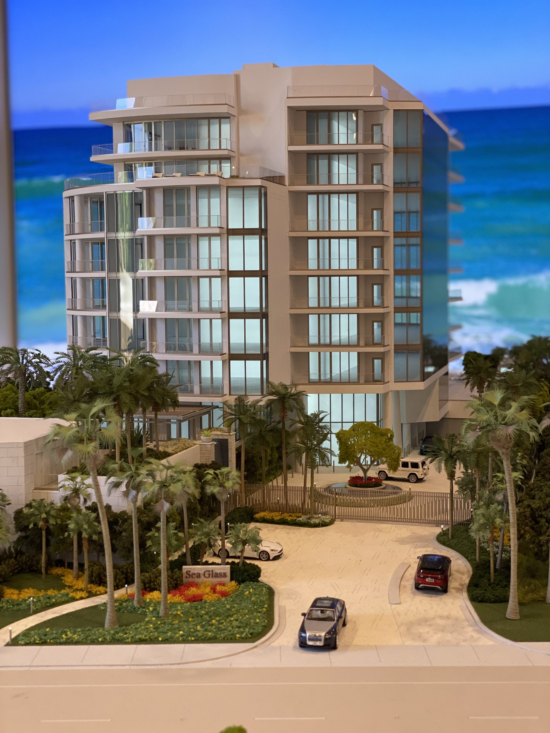 Sea Glass Jupiter Island New Construction Condos Model