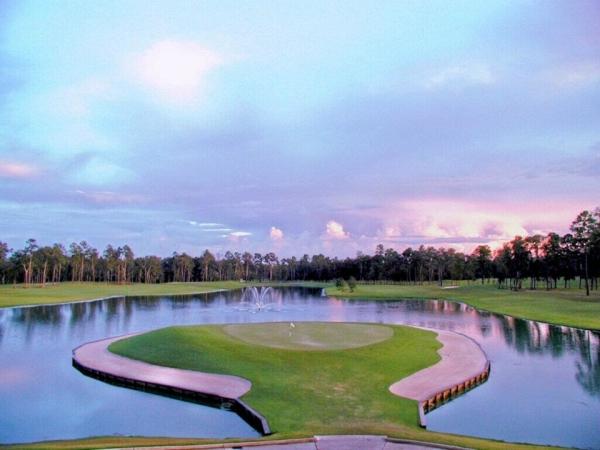 Golf Amp Membership Augusta Pines Golf Club Spring Tx