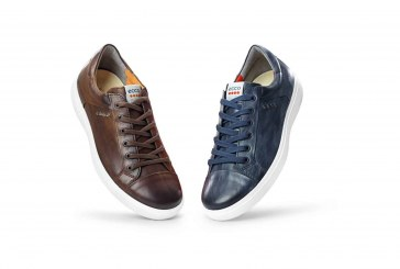 ECCO INTRODUCERER NY CASUAL-MODEL