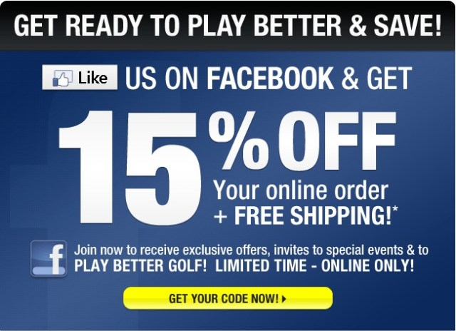 GolfSmith Facebook Like