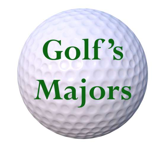 Golf's Majors Schedule For 2020