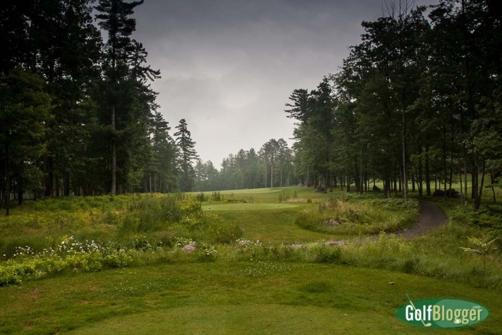 The first at Timberstone, a 359 yard par 4