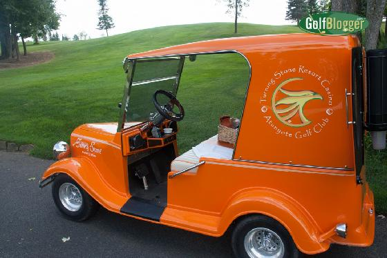 beverage cart (1 of 3)