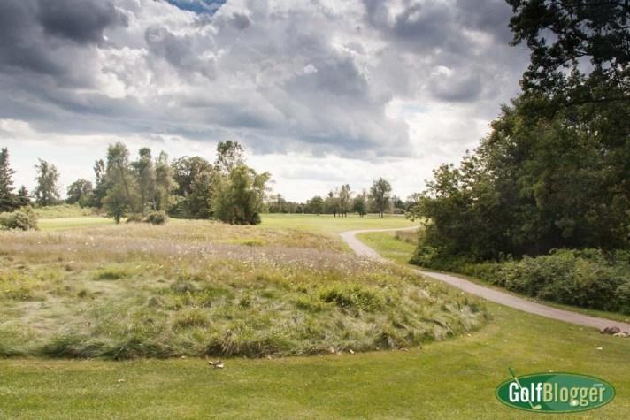 Mulberry Hills Hole 8: 347 yard par 4