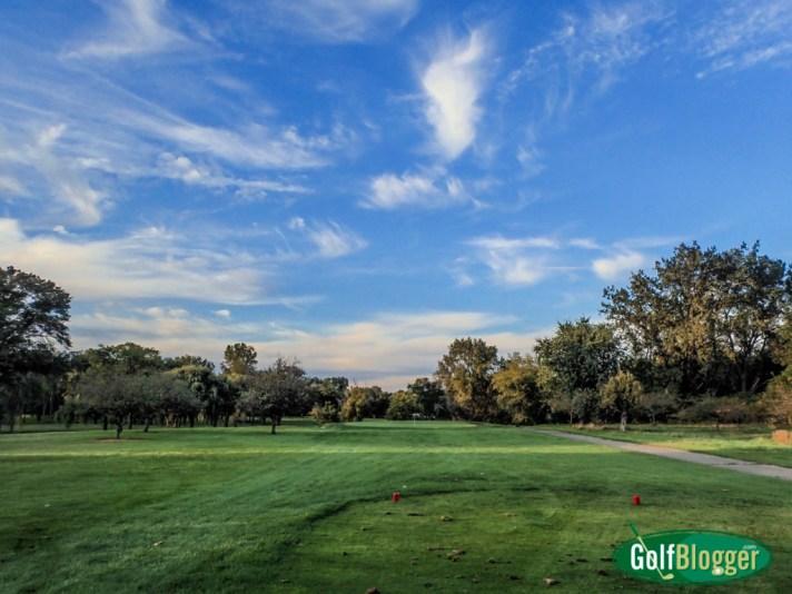 Green Oaks Eleventh Hole