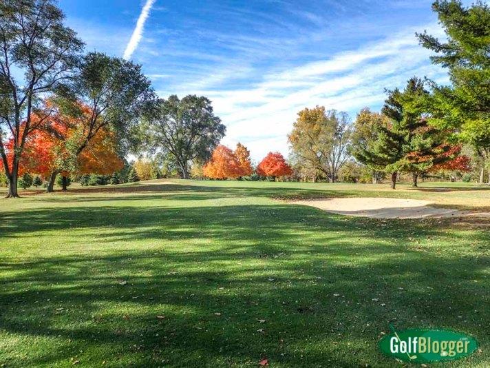 Green Oaks, Ypsilanti, October 22, 2015