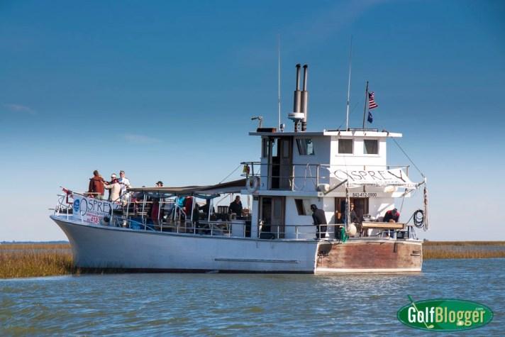 Osprey Charter Boat