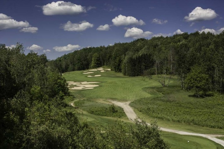 The 18th at Black Forest