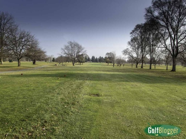 Golf In Michigan on December 12, 2015
