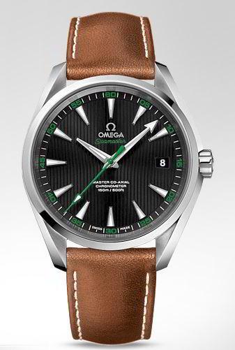 Omega Seamaster Aqua Terra Golf Edition
