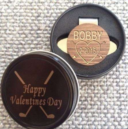 Personalized Ball Marker