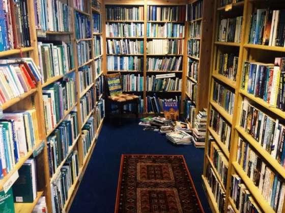 The Open Book Bookstore
