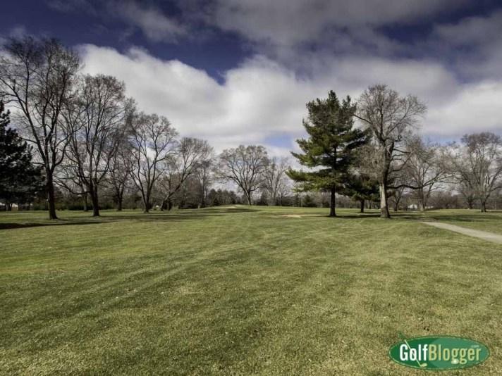 Green Oaks, Ypsilanti, Michigan, March 25, 2016