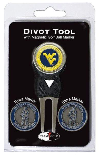 NCAA DIvot Tool and Ball Markers