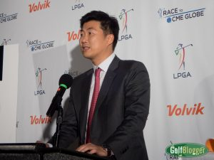 Volvik USA President Don Shin discusses Volvik's support of the LPGA Volvik Championship and local charities.