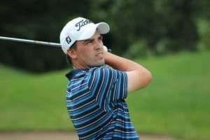 Jeff Bronkema leads after three rounds of the Michigan Open.