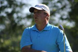 Steve Maddalena, winner of 2016 GAM Senior Match Play Championship
