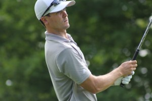 Eric LIlleboe, first round leader of the 2016 Michigan Tournament of Champions