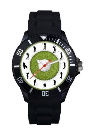 Mr Always Golf Watch