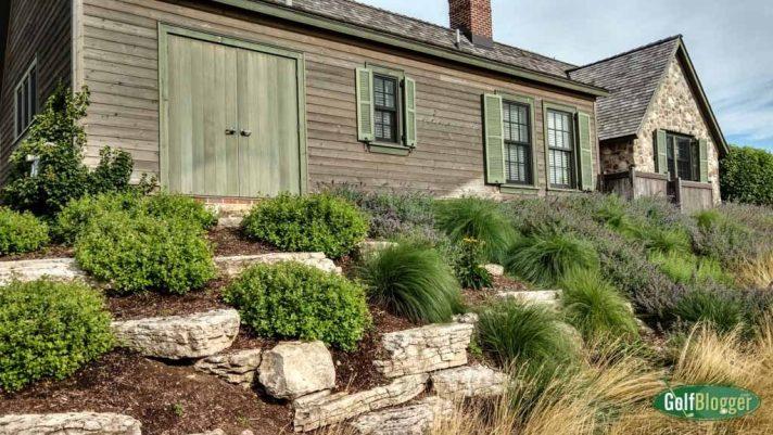 Erin Hills cottage.