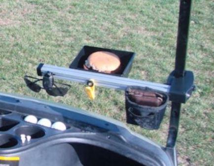 golf cart organizer