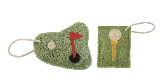 golf kitchen scrubber