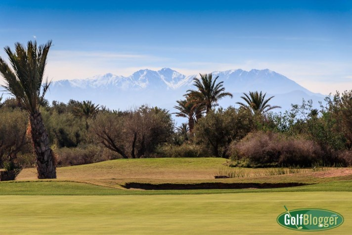 Golf In Morocco Royal Palm