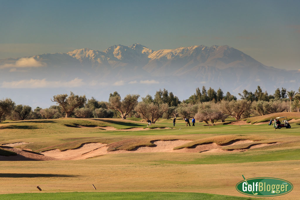 Golf In Morocco: Royal Palm Golf Course Review