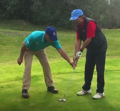 Zohan Shohar Is The World's Best Blind Golfer