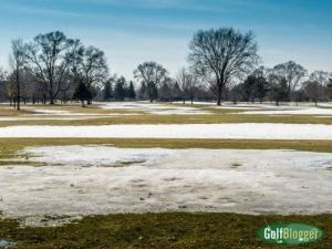 Winterkill follows standing ice