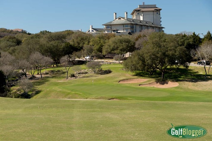 Omni Barton Creek Coore & Crenshaw Cliffside Course Video Tour