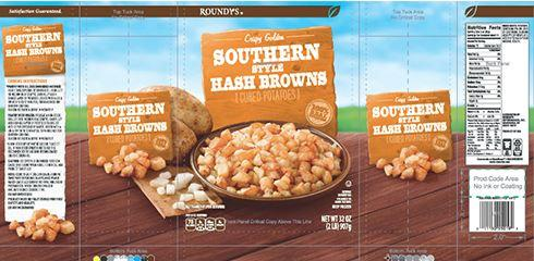 Hash Browns Recalled For Golf Ball Contamination