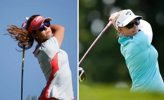LPGA Professionals Paula Creamer and Morgan Pressel Commit to the Meijer LPGA Classic for Simply Give