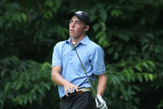 Wayne State's Grant Haefner Finds Validation as Qualifying Medalist at Michigan Amateur