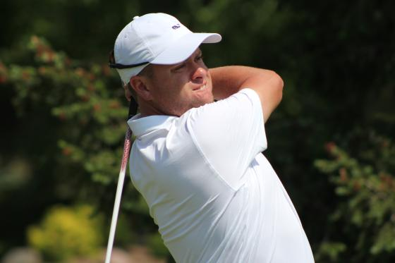 Grosse Ile Pro Jeff Cuzzort Sets First-Round Pace in 100th Michigan Open Championship