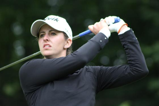 Saline's Sarah Hoffman One Shot off Lead at Michigan Women's Open Championship