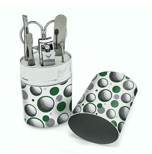 Golf Pedicure Manicure Set