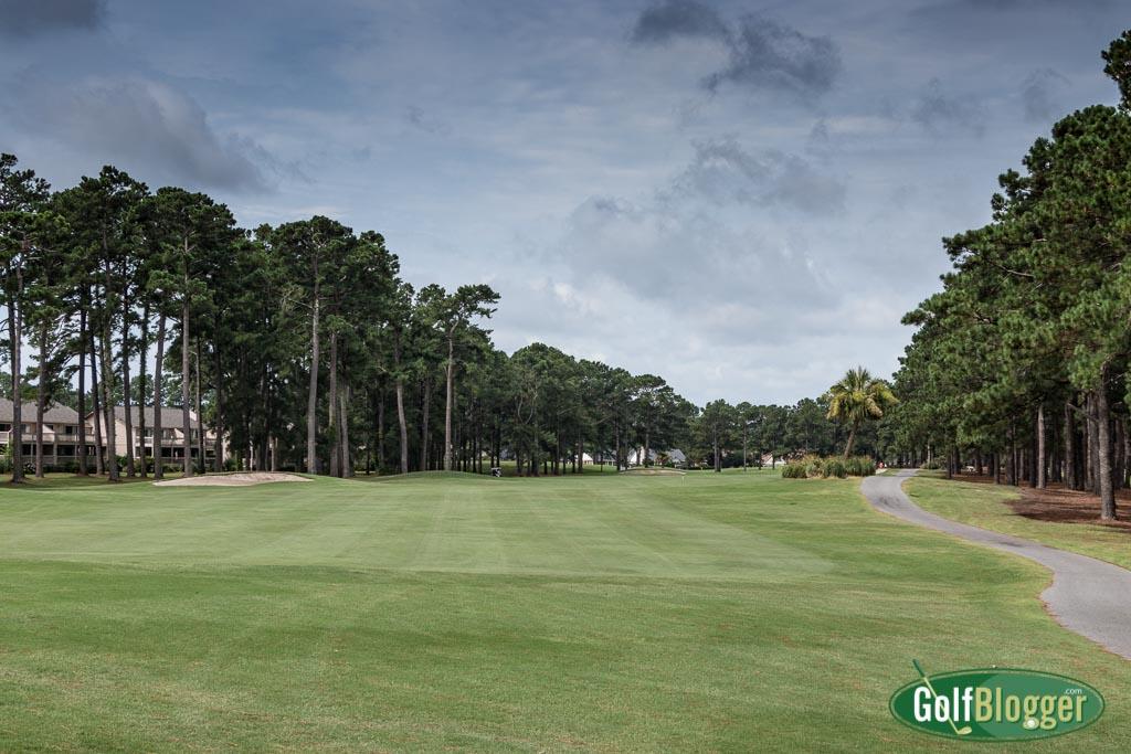 Myrtlewood Palmetto Course, Myrtle Beach, South Carolina