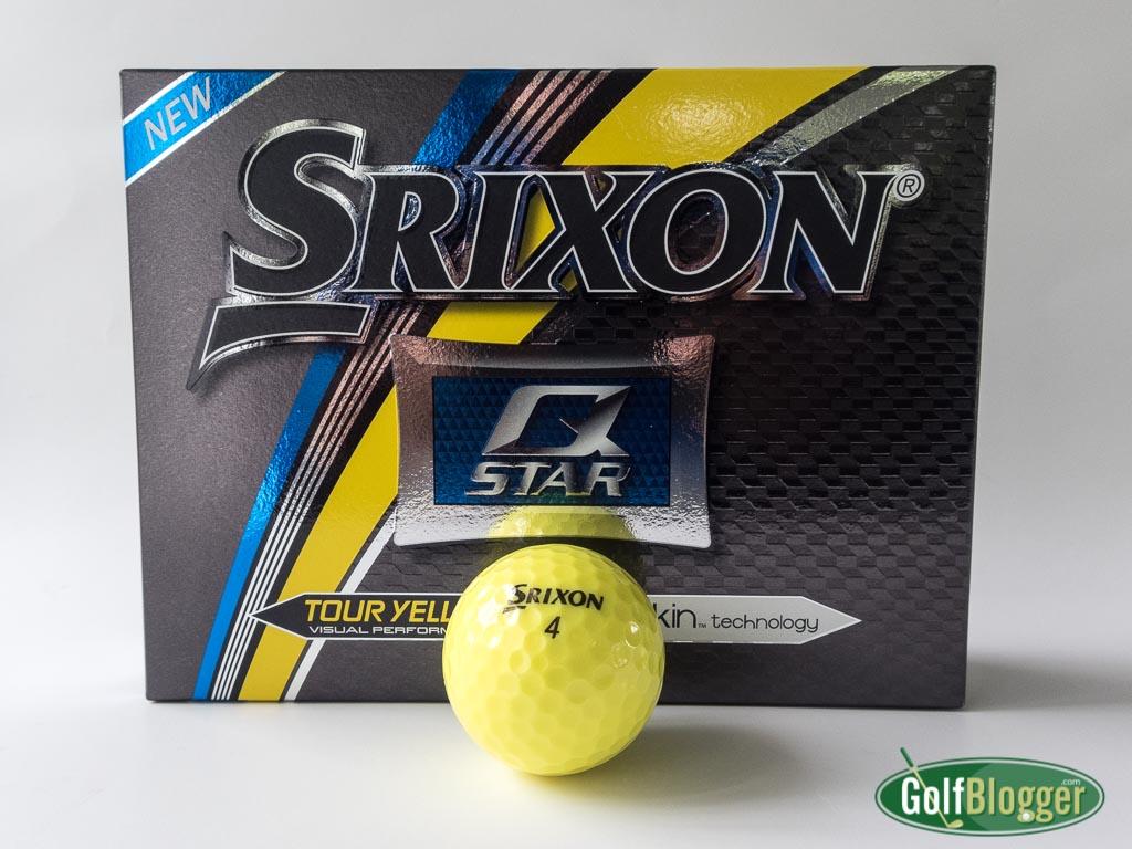 Srixon Q-Star Golf Ball Review