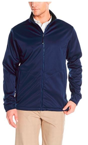 Antigua Full Zip Golf Jacket