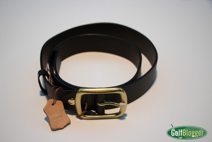 Azont Adjustable Leather Belt Review