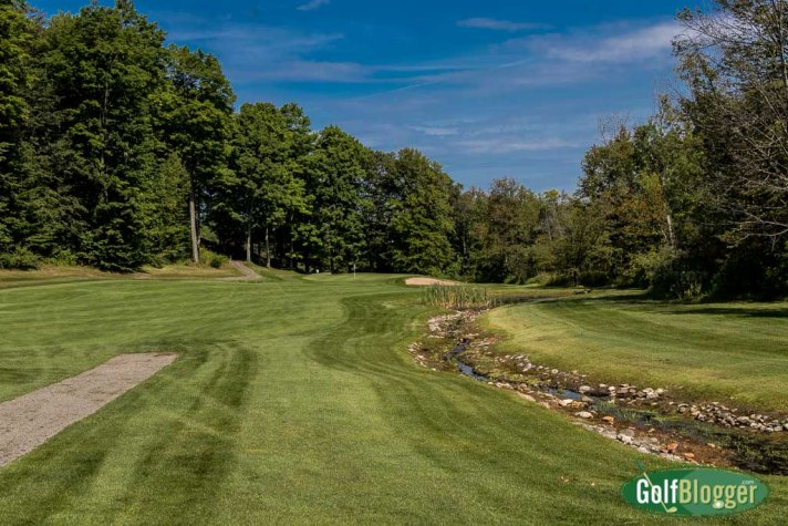 Antrim Dells Golf Course Review